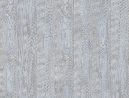 Dub selské prkno Shabby white